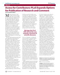 Plos Medicine : Access for Contributors ... by Public Library of Science (Plos)