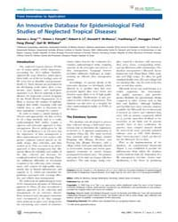 Plos Neglected Tropical Diseases : an In... by Bethony, Jeffrey, M.