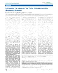 Plos Neglected Tropical Diseases : Innov... by Geary, Timothy, G.