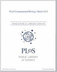 Plos : Computational Biology, March 2012 Volume 8 by Bourne, Philip, E.