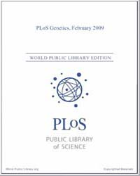 Plos : Genetics, February 2009 Volume 5 by Barsh, Gregory, S.