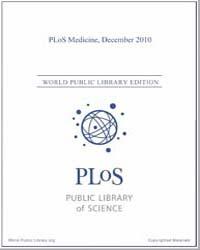 Plos : Medicine, December 2010 Volume 7 by Barbour, Ginny