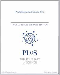 Plos : Medicine, Febuary 2012 Volume 9 by Barbour, Ginny