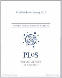 Plos : Medicine, January 2012 Volume 9 by Barbour, Ginny