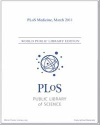 Plos : Medicine, March 2011 Volume 8 by Barbour, Ginny