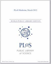 Plos : Medicine, March 2012 Volume 9 by Barbour, Ginny