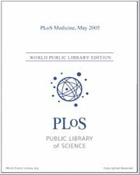 Plos : Medicine, May 2005 Volume 2 by Barbour, Ginny