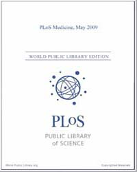 Plos : Medicine, May 2009 Volume 6 by Barbour, Ginny
