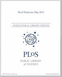 Plos : Medicine, May 2011 Volume 8 by Barbour, Ginny