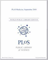 Plos : Medicine, September 2008 Volume 5 by Barbour, Ginny