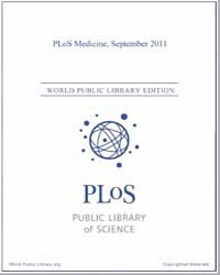 Plos : Medicine, September 2011 Volume 8 by Barbour, Ginny