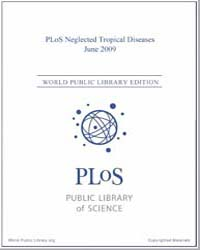 Plos : Neglected Tropical Diseases, June... Volume 3 by Check, Erica