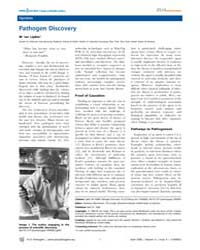 Plos : Pathogens, April 2008 Volume 4 by Haldar, Kasturi