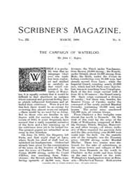 Scribner's Magazine : Volume 0003, Issue... by Charles Scribner's Sons
