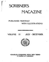 Scribner's Magazine : Volume 0004, Issue... by Charles Scribner's Sons
