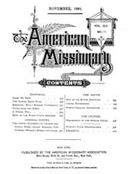 The American Missionary : Volume 0045, I... by American Missionary Association