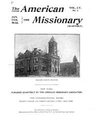The American Missionary : Volume 0055, I... by American Missionary Association