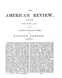 The American Whig Review : Volume 0013, ... by Wiley and Putnam