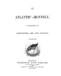 The Atlantic Monthly : Volume 0012, Issu... by Atlantic Monthly Co.