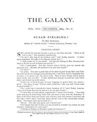 The Galaxy : Volume 0008, Issue 6 Dec 18... by Sheldon and Company