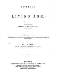 The Living Age : Volume 34, Issue 424, J... by The Living Age Company