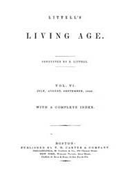The Living Age : Volume 6, Issue 60, Jul... by The Living Age Company