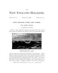 The New England Magazine : Volume 0006, ... by New England Magazine Co