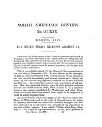 The North American Review : Volume 0130,... by University of Northern Iowa