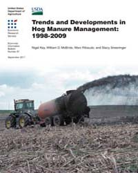 Trends and Developments in Hog Manure Ma... Volume Number 81 by Key, Nigel