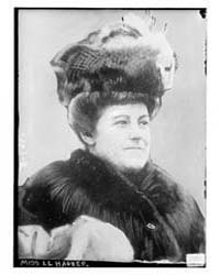 Miss I.L. Hagner, Photograph Number 0742... by Library of Congress