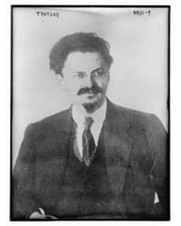 Trotsky, Photograph Number 28899V by Library of Congress