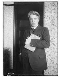 Yeats, Photograph Number 30167V by Library of Congress
