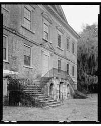 Drayton Hall, Charleston Vic., Charlesto... by Johnston, Frances Benjamin