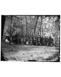 Gettysburg, Pennsylvania. Officers of 50... by Library of Congress
