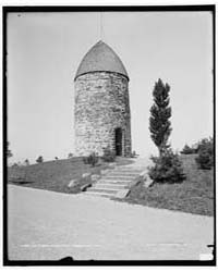 Old Powder House, North Somerville, Mass... by Library of Congress