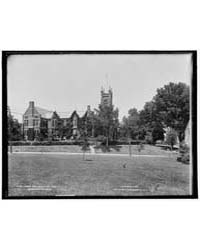 Music Hall, Smith College, Northampton, ... by Library of Congress