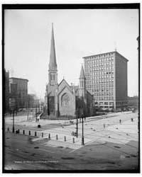 St. Paul's Church, Buffalo, N.Y., Photog... by Library of Congress