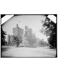 74Th National Armory, Buffalo, N.Y., Pho... by Library of Congress