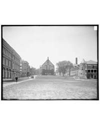Back Campus, Brown University, Providenc... by Library of Congress