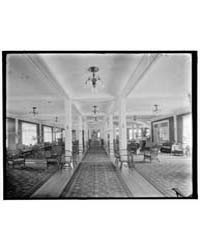 Profile House, Lobby Concourse, White Mt... by Library of Congress
