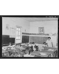 Negro Primary School Near Southeast Miss... by Library of Congress