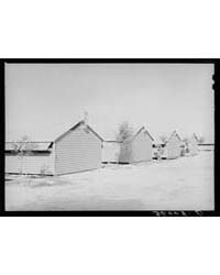 Individual Metal Shelters at the Aqua Fr... by Library of Congress