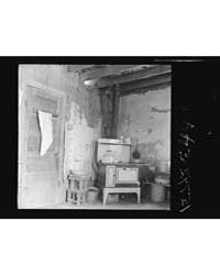 Kitchen with Stove Bought Last Winter fr... by Library of Congress