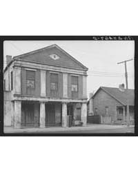 Old Fire House Mobile, Alabama, Photogra... by Library of Congress