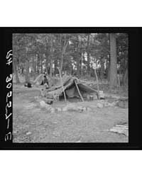 Tent of Indian Blueberry Picker Littlefo... by Library of Congress