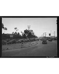 Traffic at Intersection San Diego, Calif... by Library of Congress
