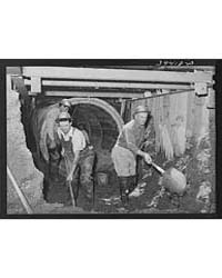 Excavating Work, Construction of Sewage ... by Library of Congress