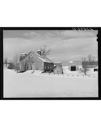 Barns on Rw Cassidy's Farm, Putney, Verm... by Library of Congress