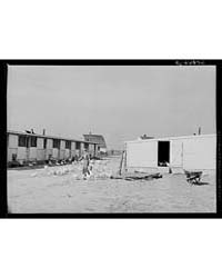 Cooperative Poultry Yard at Deshee Unit,... by Library of Congress