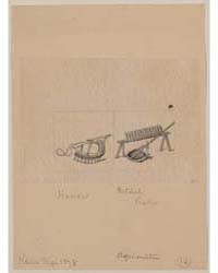 Harrow, Hetchel, Rake, Photograph 01032V by Library of Congress
